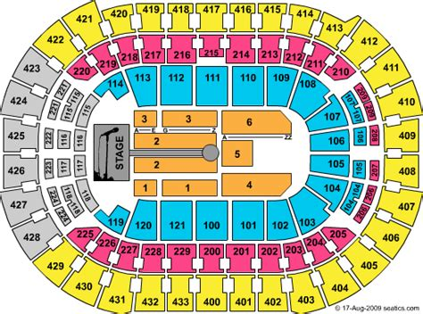 in color dc tickets verizon center seating chart concert cheap verizon
