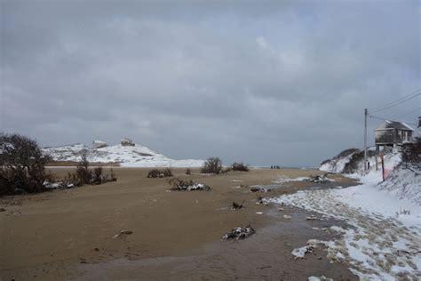winter rental cape cod ballston breach in truro from winter juno
