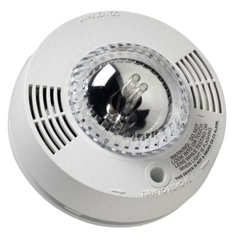 smoke alarm strobe light hearing impaired hearing impaired strobe light smoke alarm for hearing