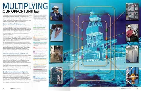 graphis design annual 2012 eaton corporation 2012 annual report graphis