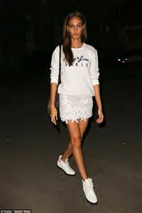 Set 2in1 Peplum Joan kendall jenner and joan smalls hit the town after fashion week success daily mail