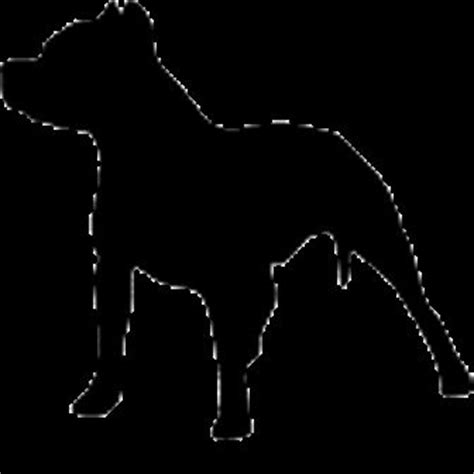 images of pit bull silhouettes google search