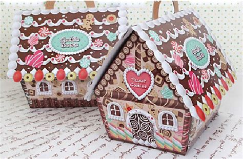christmas gingerbread house to buy aliexpress com buy new arrival christmas house candy box christmas gingerbread house