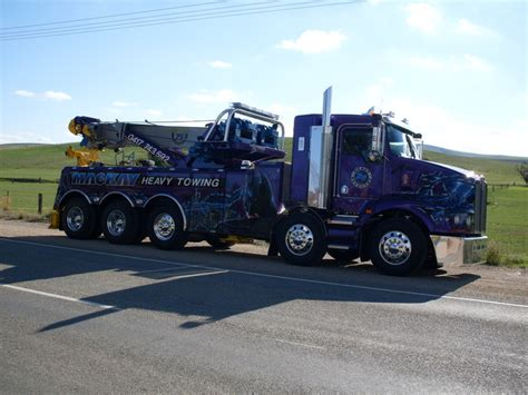 kenworth truck wreckers australia kenworth tow trucks and wreckers