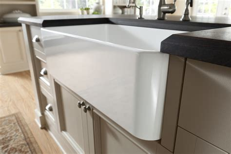 blanco introduces the cerana� apron front kitchen sink