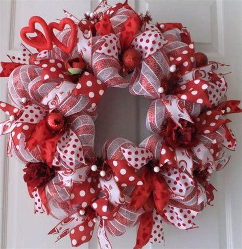 valentines wreaths best 25 day wreaths ideas on
