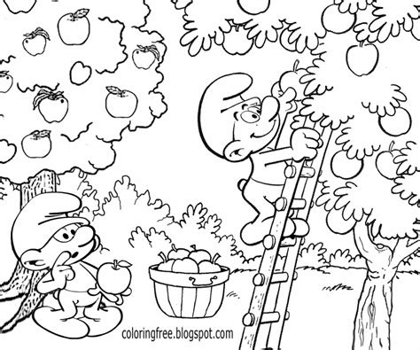 apple picking coloring page free coloring pages printable pictures to color kids