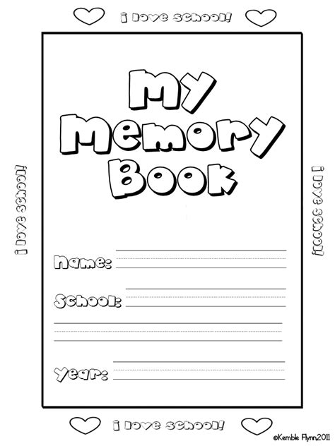 Dementia Memory Books Printable Templates Pictures To Pin On Pinterest Pinsdaddy Free Printable Memory Book Templates