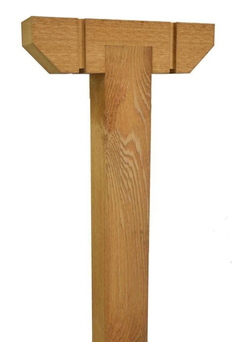 speaker stand building wood mailbox post 6x6 diy wooden