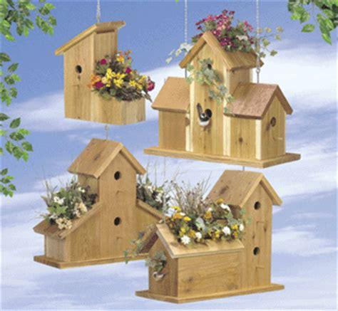 bird & critter houses/feeders set of 15 cedar birdhouse