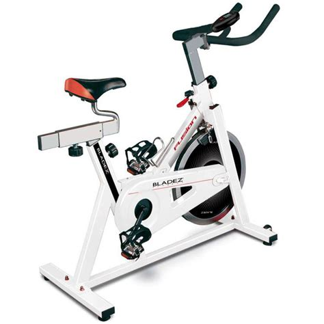 Kitchen Cabinets Used by Bladez Fitness Fusion Indoor Bike