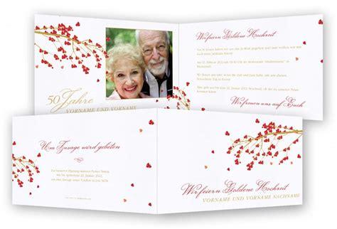 Hochzeitseinladungen Vorlagen Muster Goldene Hochzeit Einladung Vorlage Feinekarten