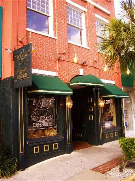 Boston Coffee House by Deland Shop Exterior Picture Of Boston Coffeehouse