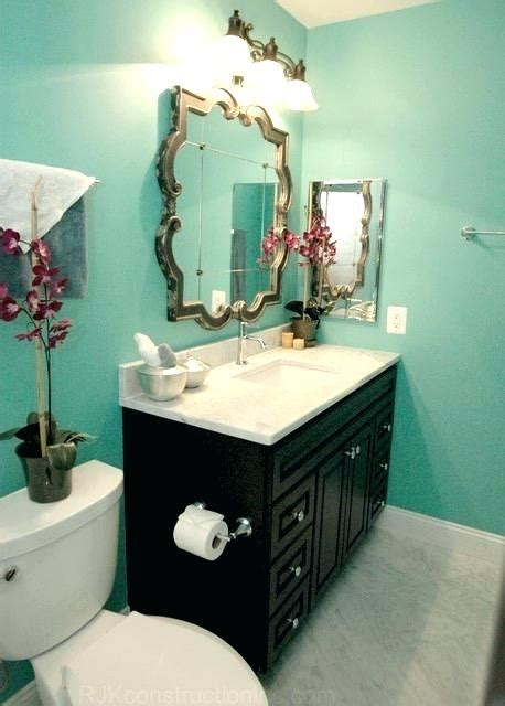 coral and turquoise bathroom turquoise bathroom decor simple accessories on coral