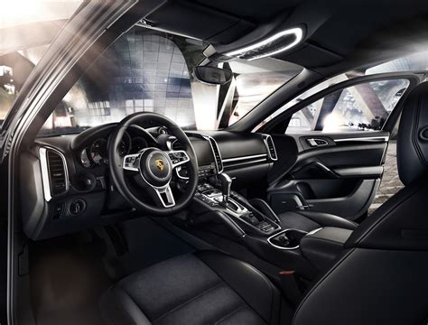porsche cayenne interior 2017 porsche india pulled veils from platinum cayenne