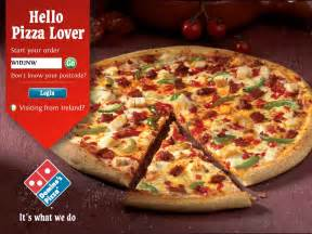 Domino S Pizza The Gallery For Gt Dominos Pizza Ad