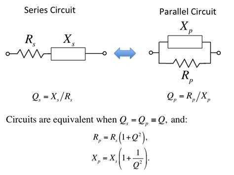 measure inductor quality factor measure capacitor q factor 28 images intermediate elements ppt three element equivalent