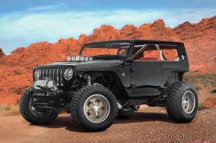 Jeep Jeep 2017 Jeep Concepts At The Easter Jeep Safari In Moab