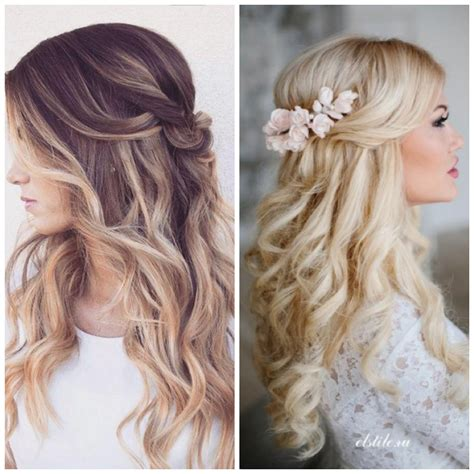 Beachy Waves Wedding Hairstyles by 5 Bridal Hairstyles For Your Wedding Day Azazie