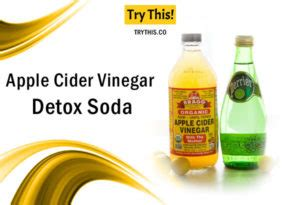 Burning Detox Drink With Apple Cider Vinegar by Detox Water Top 50 Fruit Infused Water Recipes Health