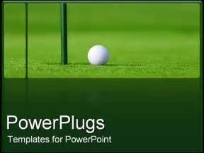 Golf Powerpoint Template by Golf Next To Powerpoint Template Background Of