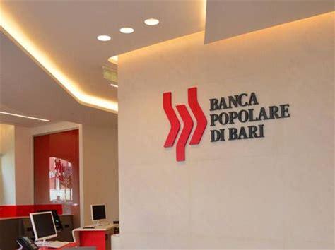 Banca Popolare Di Bari by Banca Popolare Di Bari Coordina Cartolarizzazione Da 1 5