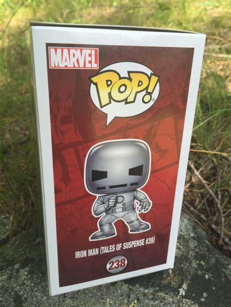 Funko Pop Marvel Appearance Iron Tales Gold funko appearance box review spoilers mcc marvel news