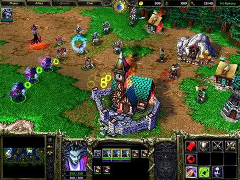 download mod game warcraft 3 warcraft iii reign of chaos pc game free full version