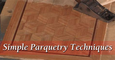 simple parquetry techniques pictures   pattern