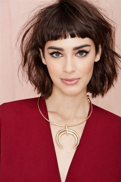 mini bob haircut 39 best images about les cheveux mi longs mid lenght