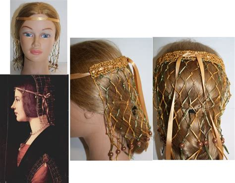 sca nordic hair 1000 images about renaissance headwear women on pinterest