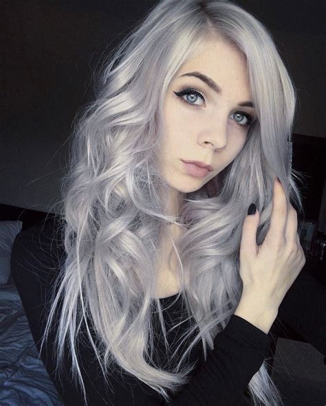 hair silver 28 inspiring silver hair color ideas page 9 of 28