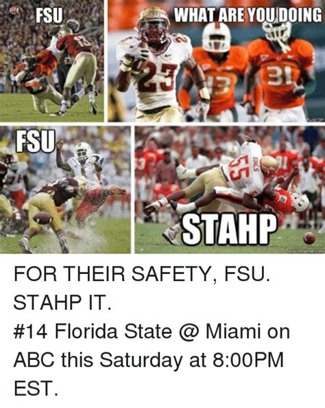 Fsu Memes - 25 best memes about what are you doing stahp what are