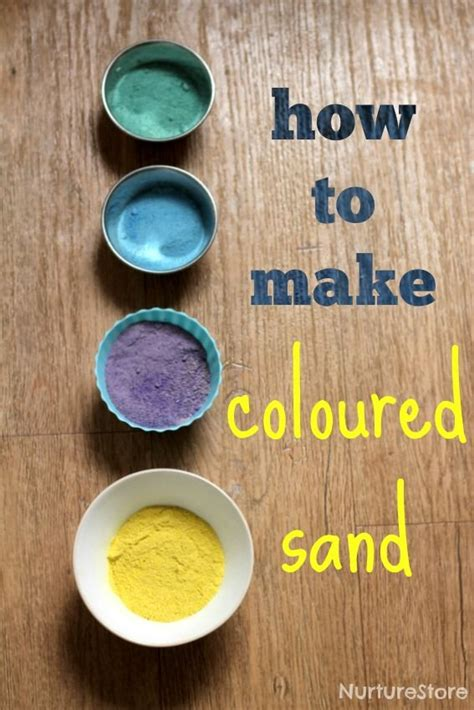 how to make craft for 25 best ideas about sand for on