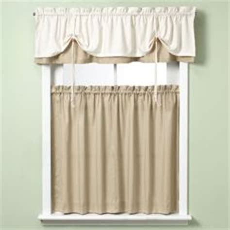 cafe curtains bed bath and beyond 1000 images about kitchen curtains on pinterest
