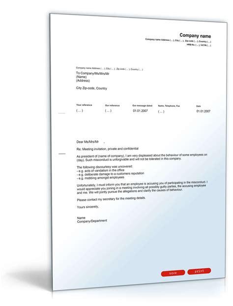Musterbriefe Englisch Einladung Gespr 228 Chstermin Englisch Musterbrief