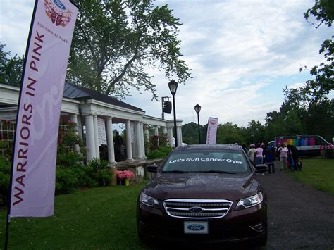 ford dealers wny wny ford dealers show support for breast cancer research