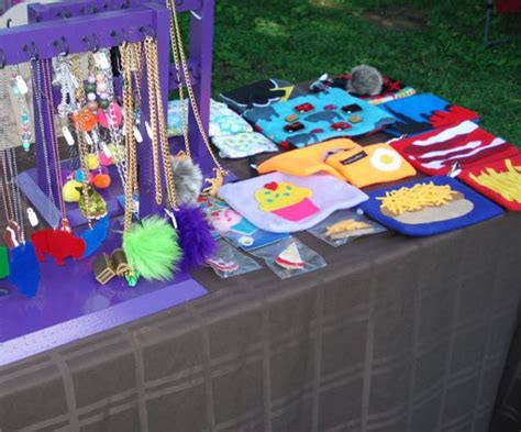 outside crafts for preparing for outdoor craft shows creative income