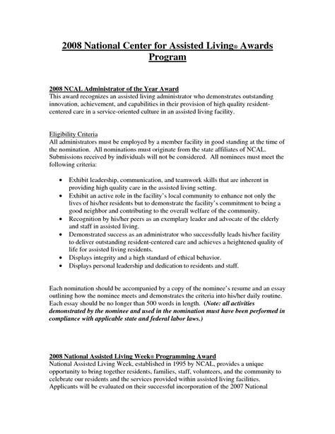 nursing home administrator cover letter sample. related