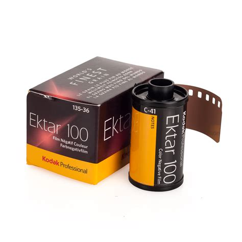 kodak professional ektar 100 color negative film 35mm kodak ektar 100