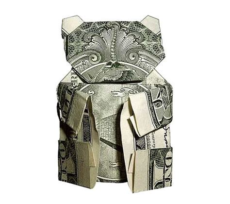 Paper Money Folding - 50 spectacular origami designs made from money