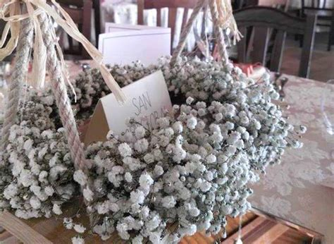 addobbi tavola matrimonio altalene come centro tavola per il vostro addobbo di nozze