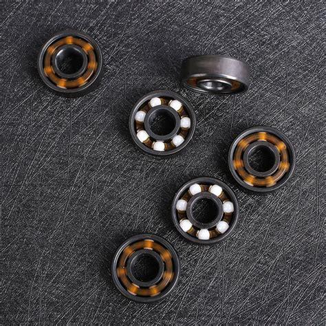 Drift Two Roller Skateboard Plate 608 ceramic speed bearing for finger spinner skateboard skate drift plate roller ebay