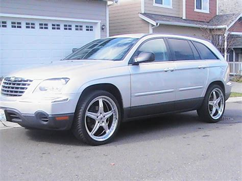 2006 Chrysler Pacifica Specs by Phxgold 2006 Chrysler Pacifica Specs Photos Modification