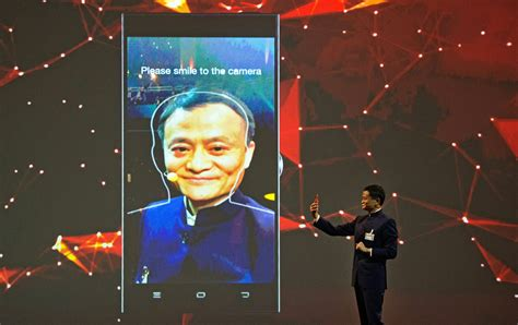 alibaba payment alibaba launches smile to pay facial recognition payment