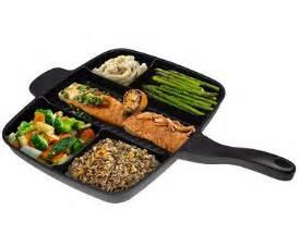 Multi Gril Pan Multi Section Frying Pan