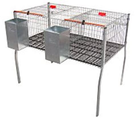jaulas conejeras industriales 187 gomez y crespo jaula auria 1 para conejos conejera