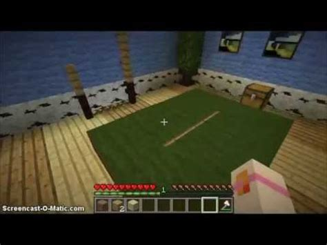 how to make a pool table minecraft how to make pool table youtube