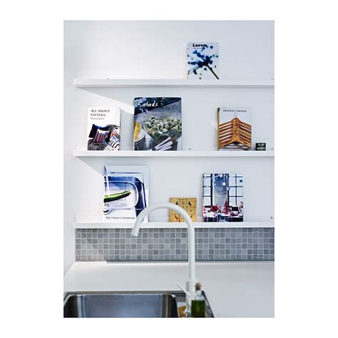 ribba ledge ribba picture ledge shelves and picture ledge on pinterest