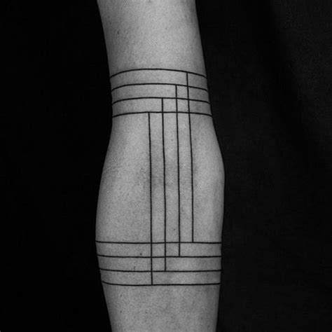 90 geometric line tattoo designs for boys and girls